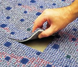 كاشي فرش ها به راحتي قابل جابجايي هستند