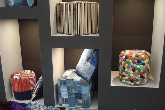 نمایشگاه منسوجات خانگی فرانکفورت - آلمان 2011  فرش ماشینی