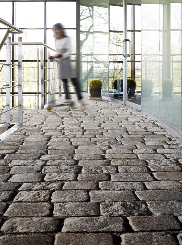 فرش های مدل چوب و سنگ